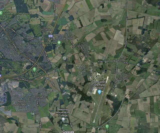 Doncaster surrounds